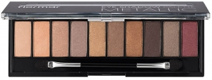 Flormar Eyeshadow Palette - Metalik Far Paleti