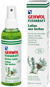 Gehwol Fusskraft Herbal Lotion - Bitkisel Losyon