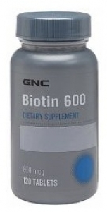 GNC Biotin Tablet