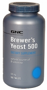 GNC Brewer's Yeast Tablet