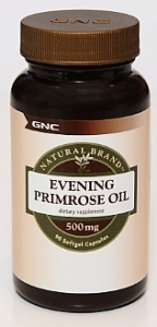 GNC Evening Primrose Oil Kaps�l