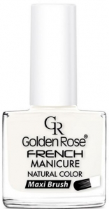 Golden Rose French Manicure Natural Color