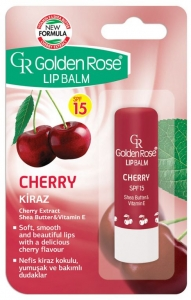 Golden Rose Lip Balm SPF 15
