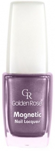 Golden Rose Magnetic Nail Lacquer Oje