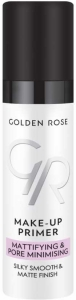 Golden Rose Make-Up Primer Mattifying & Pore Minimising - Mat Bitişli Makyaj Bazı