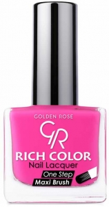 Golden Rose Rich Color Nail Lacquer - Oje