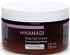 Hamadi Shea Hair Cream All Around Styling Solution