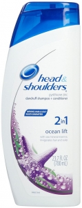 Head & Shoulders 2in1 Ocean Lift Kepek Şampuanı