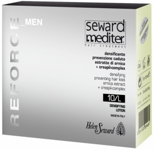 Helen Seward Mediter Reforce Men 10L Erkek Sa� D�k�lmesine Kar�� Konsantre Serum