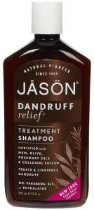 Jas�n Dandruff Relief Treatment Kepek �ampuan�