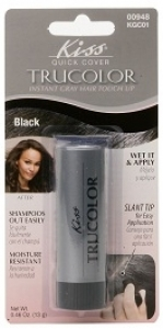 Kiss Quick Cover Gray Hair - Trucolor Beyaz Saç Kapatıcı Stick