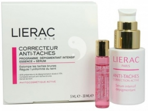 Lierac Correcteur Anti-Taches Intensive Depigmenting Program - Essence + Serum