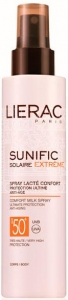 Lierac Sunific Solaire Extreme Comfort Milk Spray SPF 50+