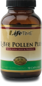 Life Time Q-Bee Pollen Plus Royal Jelly Propolis Kapsül