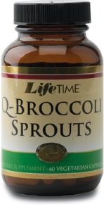 Life Time Q-Broccoli Sprouts Kaps�l