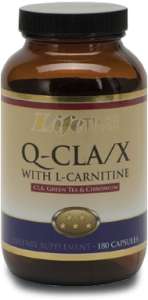 Life Time Q-CLA/X with L-Carnitine Kapsül
