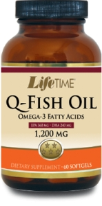 Life Time Q-Fish Oil Softjel