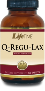 Life Time Q-Regu-Lax Tablet