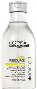 Loreal Professionnel Pure Resource Ya�l� Sa�lar ��in Ar�nd�r�c� �ampuan