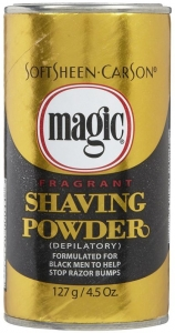 Magic Fragrant Shaving Powder