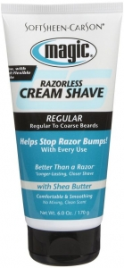 Magic Razorless Cream Shave Regular