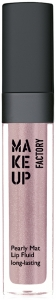 Make Up Factory Pearly Mat Lip Fluid Long Lasting