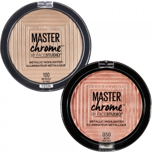 Maybelline Master Chrome Metallic Highlighter Metalik Aydınlatıcı