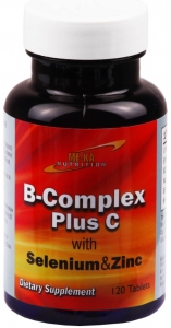 ME-KA Nutrition B-Complex Plus C with Selenium Zinc