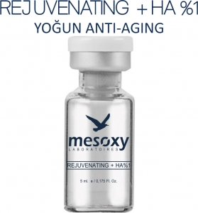 Mesoxy Rejuvenating + HA %1 Serum