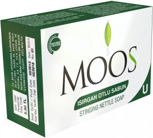 Moos-U Is�rgan Otlu Sabun