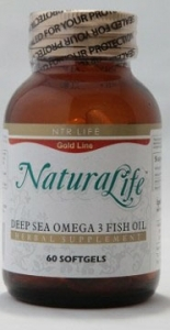 Natural Life Deep Sea Omega 3