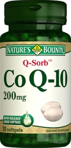 Nature's Bounty Q-Sorb Co Q-10 200 mg