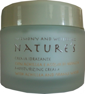 Natures Moisturizing Cream
