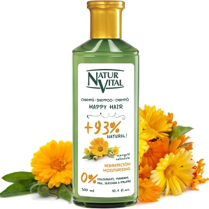 NaturVital Dry Happy Hair Şampuan