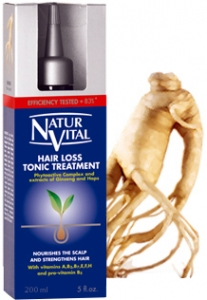 Naturvital Hair Loss Treatment Tonik