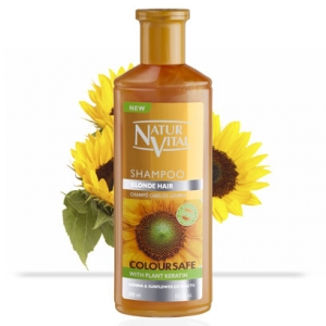 NaturVital Blonde Colour Safe Şampuan