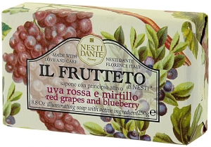 Nestidante Il Frutteto Red Grapes & Blueberry Sabun