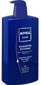 Nivea Essentially Enriched Daily Lotion