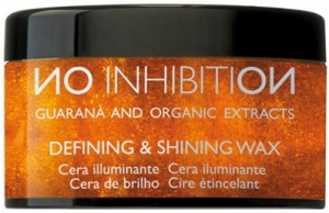 NO INHIBITION Defining & Shining Wax Parlak Wax