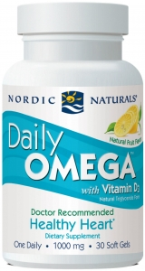 Nordic Naturals Daily Omega