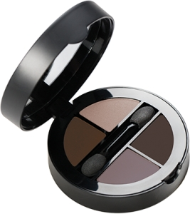 NOTE Luminous Silk Quattro Eyeshadow 4l� Far