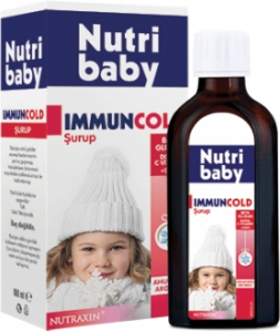 Nutribaby ImmunCold Şurup