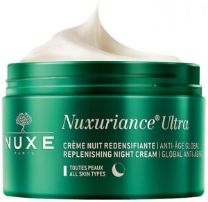 Nuxe Nuxuriance Ultra Replenishing Night Cream - Gece Bakım Kremi