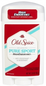 Old Spice Pure Sport High Endurance Anti Perspirant Deodorant