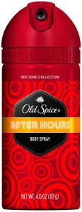 Old Spice Red Zone After Hourse Vücut Spreyi