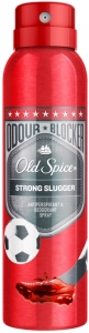 Old Spice Strong Slugger Odour Blacker Antiperspirant Deodorant Spray