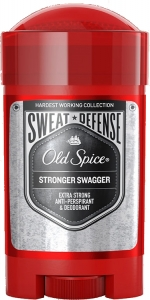 Old Spice Sweat Defence Stronger Swagger Extra Strong Antiperspirant Deodorant