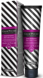 OSMO Color Psycho Semi Permanent Wild Cerise Hair Color Cream