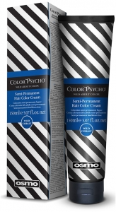 OSMO Color Psycho Semi Permanent Wild Cobalt Hair Color Cream