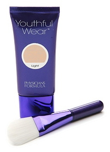 Physicians Formula Youthful Wear Minarel Likit Fondöten SPF 15